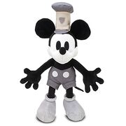 Steamboat Mickey Mouse Plush 1