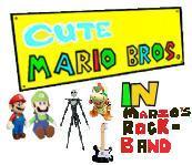 Mario's Rockband!