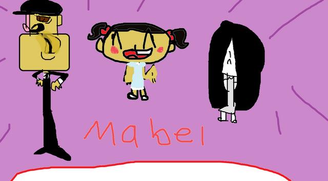File:Cutepasta's Mabel Poster.png