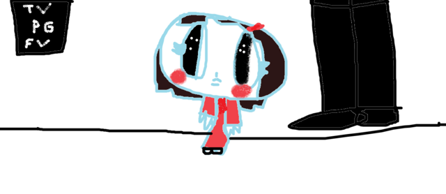 File:Cute ghost girl with puppy eyes.png