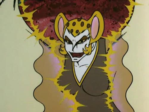 Tomahawk Panther (TV)   Cutey Honey Wiki   FANDOM powered ...