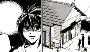 Kei shocked by Don's house
