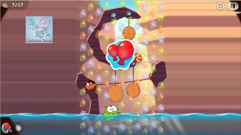 Android Cut The Rope 2 Level 44 - 49 Omnom