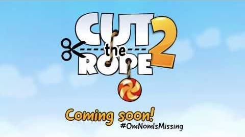Nochnik/Cut the Rope 2 announced and Oct '13 blogpost