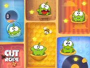 Cut The Rope:Om Nom HD Background