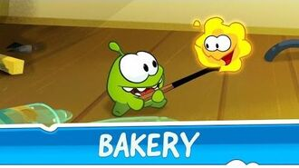 Om Nom Stories Bakery (Episode 28, Cut the Rope 2)