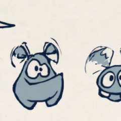 A range of flying creatures being developed