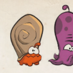 Concept art of Snailbrow