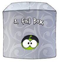 3. Foil Box