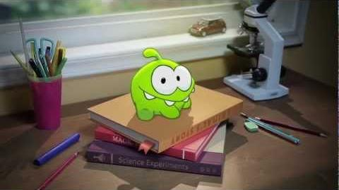 Om Nom Stories Behind the Scenes