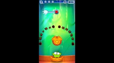 Cut The Rope: Experiments - Bamboo Chutes Level 8-15