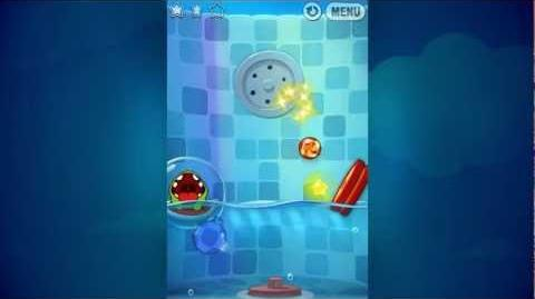 Cut the Rope Experiments - Bath Time update