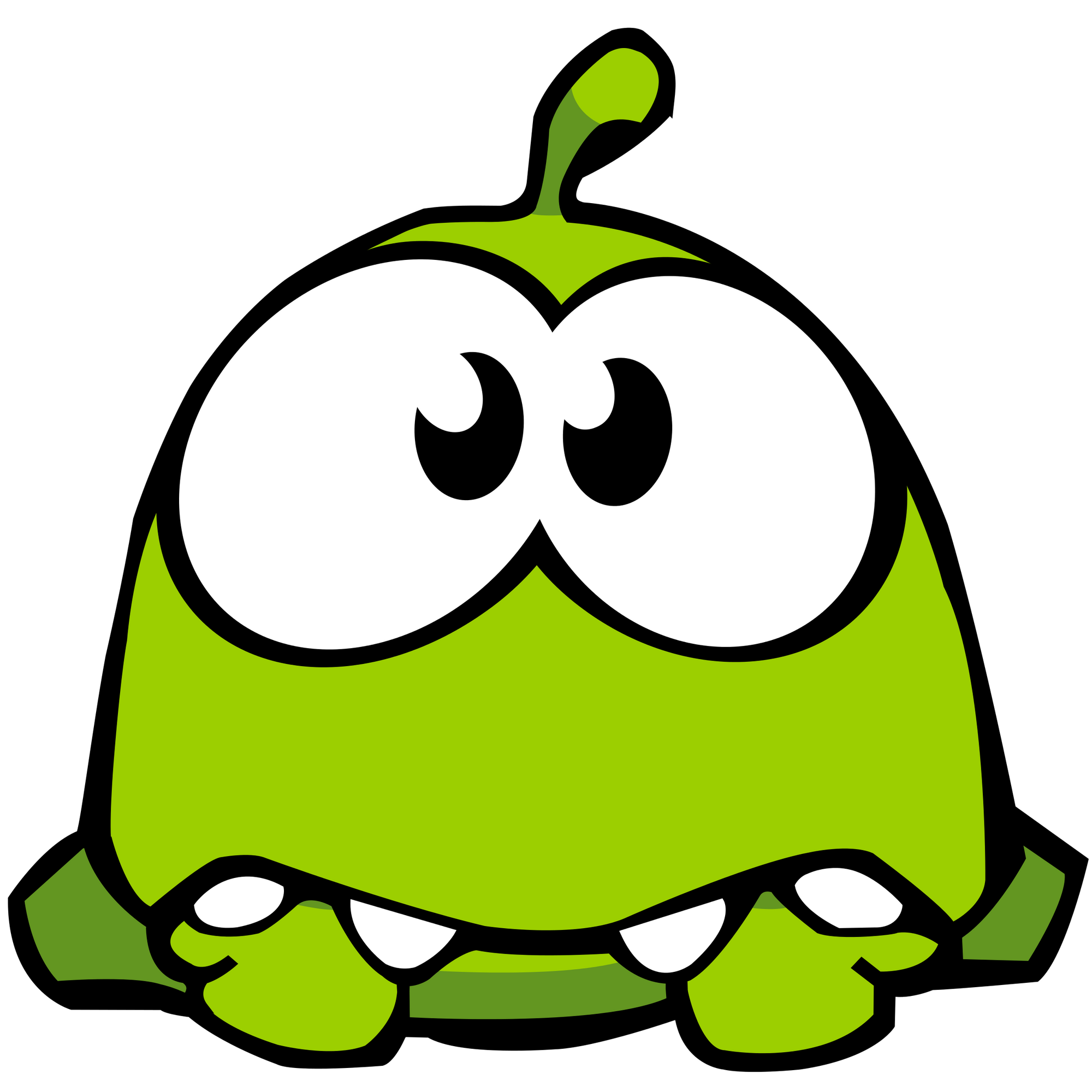 Om nom cut the rope wiki fandom powered by wikia om nom biocorpaavc Choice Image