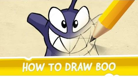 How to Draw Boo