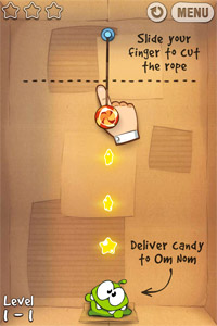 Cut the rope 1-01