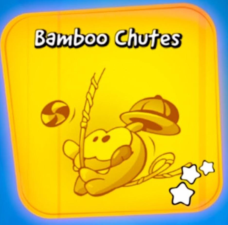 Bamboo Chutes
