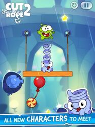 Cut the Rope 2 Screenshot 4