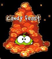 Коробка Candy Feast
