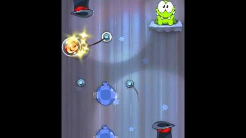 Cut the Rope 4-6 Walkthrough Magic Box