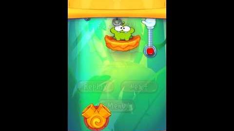 Cut The Rope Experiments - Level 8-3 - 3 Stars