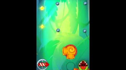 Cut The Rope: Experiments - Bamboo Chutes Level 8-18