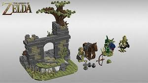 Lego Zelda A-100