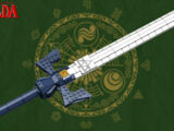 Legend of Zelda: Master Sword & Pedestal