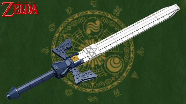 Legend Of Zelda Master Sword Pedestal