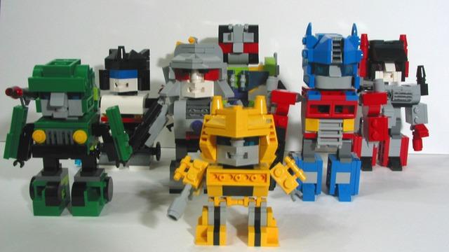 Mini Bricks Transformers Cuusoo Wiki Fandom Powered By
