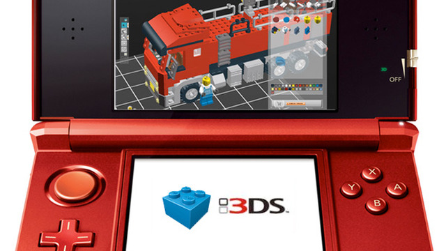 Lego mobile designer for nintendo 3ds other devices for Digital blueprint maker