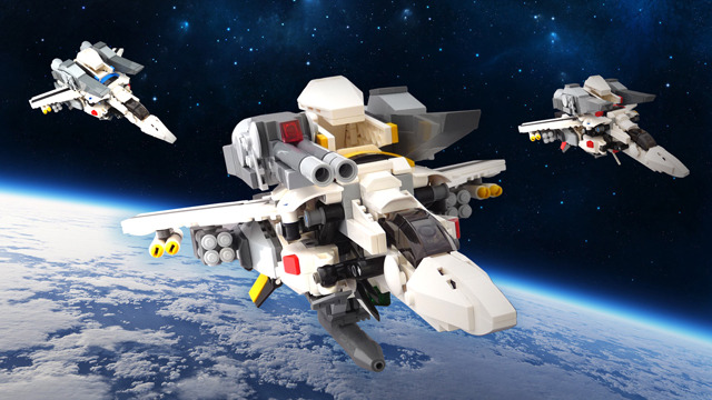 Robotech Veritech Fighter Vf 1s Cuusoo Wiki Fandom