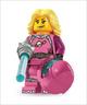 Lego space girl