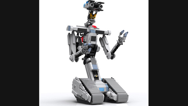 Johnny 5 From Short Circuit Cuusoo Wiki Fandom Powered