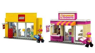 LEGO/Donut