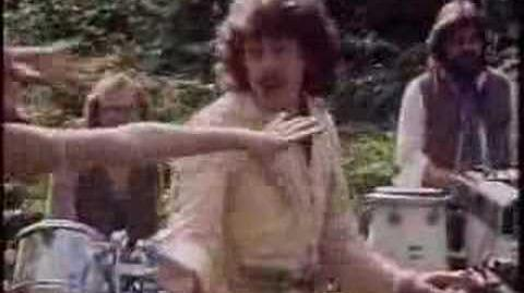 Apache-An old rock music video from 70's
