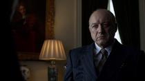 Gotham Carmine Falcone Pinstripe Suit