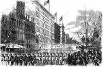 Union parade large
