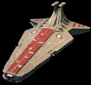 StarWars Republican Star Destroyer