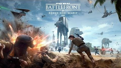 Star Wars Battlefront Rogue One Scarif - Official Trailer