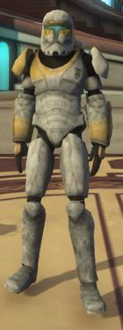 Commando Gregor