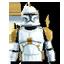 Icon Set Wear CommanderCody 64