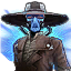 Icon hologram cadBane 64
