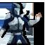 Icon Set Wear SamuraiJediV2 64
