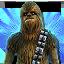 Icon hologram chewbacca 64