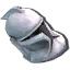 Icon Item Wear Human Male Head CloneHelm White 64
