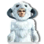 Icon Set Wear WhiteFur 64