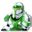 Icon Set Wear CloneCommandoBosky 64