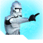 Icon emote battle commander charge