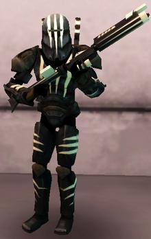 Felucian Commando Gear