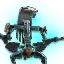 Icon hologram Droideka 64